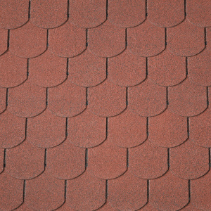 Shingle effet tuiles